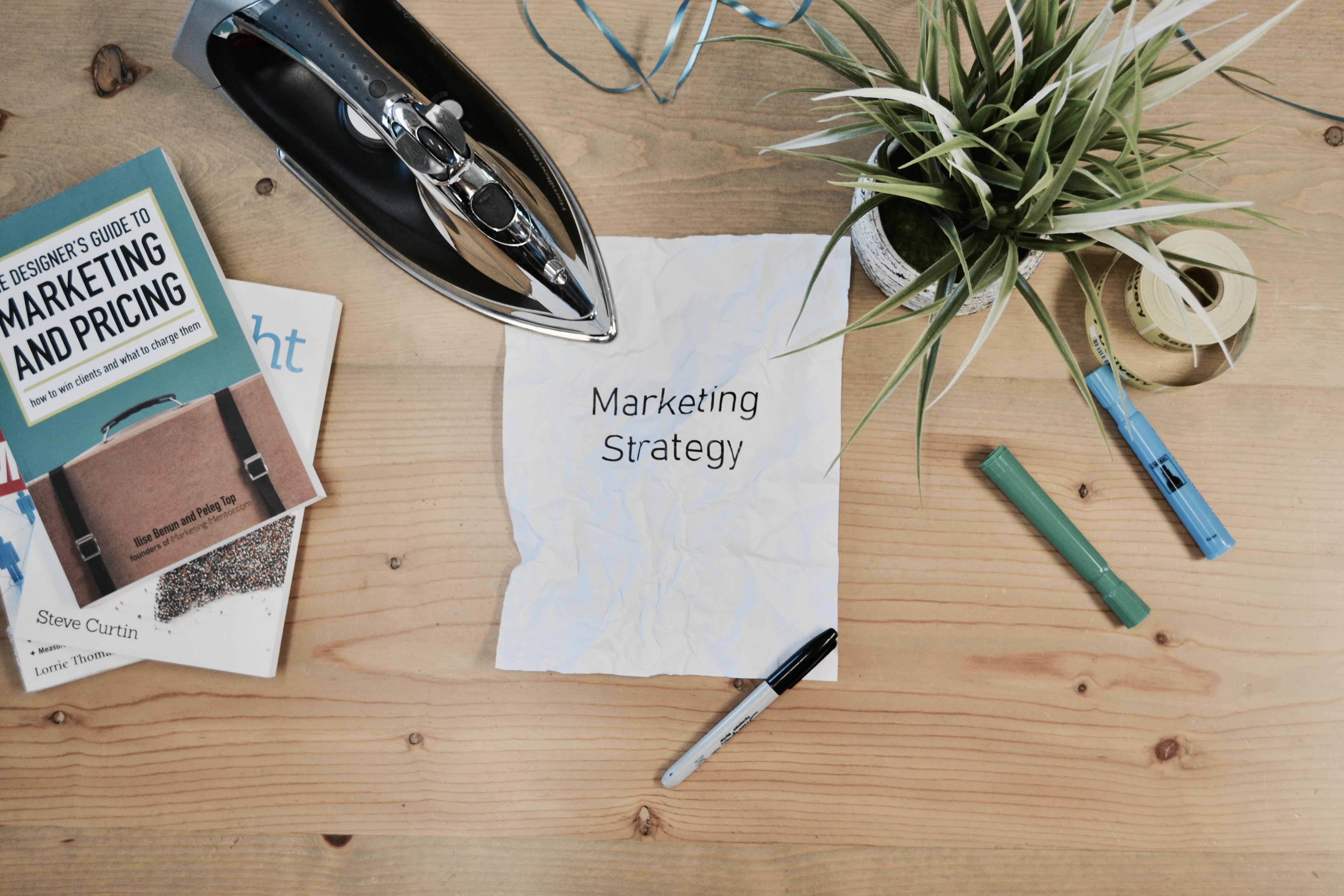 Strategia marketingowa przykład
