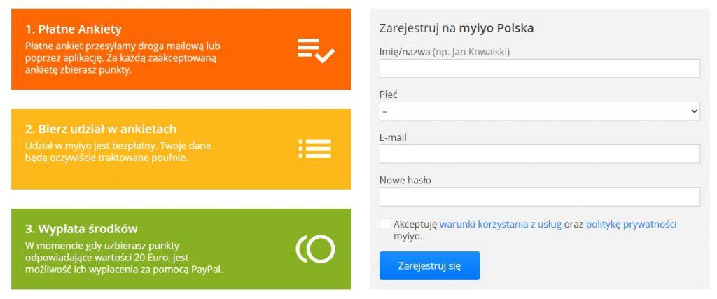 MYIYO- sposoby na dodatkowy zarobek. Opinie użytkowników. Zarobki i wypłaty 5