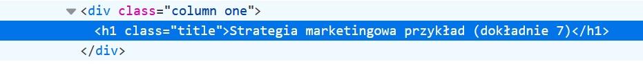 Optymalizacja seo + DARMOWY Excel, czyli jak zoptymalizować stronę internetową www (potężny przewodnik onpage/ onsite) 5