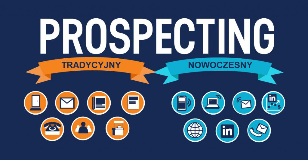 Prospecting- 3 techniki i metody poszukiwania klienta (lead generation) 1
