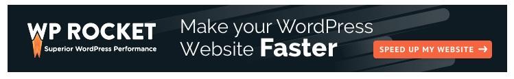 WP rocket, wiesz jak może przyśpieszyć Twojego Wordpressa? [poradnik] 1