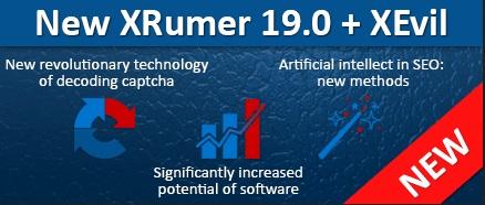 Xrumer xevil - Najszybszy i najpotężniejszy SEO soft + rozwiązywanie captcha 2