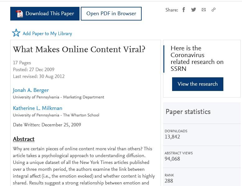 jak zrobić viral