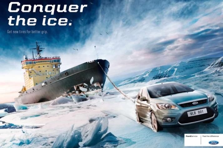 skuteczna reklama Extreme Situation