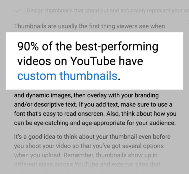 Algorytm YouTube 2020