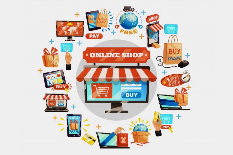 sprzedaż w internecie