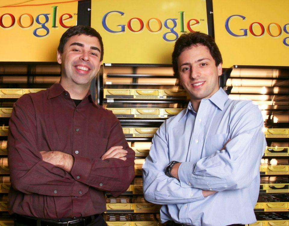 założyciele google twórcy